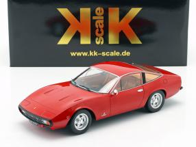 Ferrari 365 GTC4 year 1971 red 1:18 KK-Scale