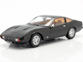 Ferrari 365 GTC4 year 1971 black 1:18 KK-Scale