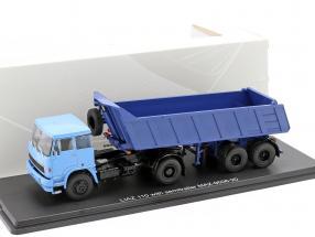 Liaz 110 With MAZ 9506-20 Tipping trailer blue 1:43 PremiumClassiXXs