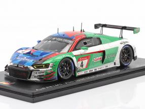 Audi R8 LMS GT3 #4 Winner 24h Nürburgring 2019 Dirty version 1:43 Spark