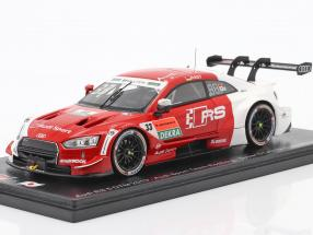 Audi RS5 DTM #33 Super GT X DTM DreamRace Fuji 2019 Rene Rast 1:43 Spark