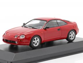 Toyota Celica year 1994 red 1:43 Minichamps