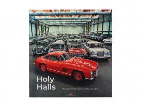 Book: Holy Halls from Christof Vieweg