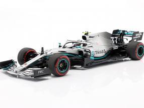 V. Bottas Mercedes-AMG F1 W10 #77 Great Britain GP F1 2019 1:18 Minichamps