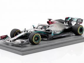 L. Hamilton Mercedes-AMG F1 W11 EQ #44 Test Barcelona Formula 1 2020 1:43 Spark