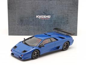 Lamborghini Diablo SVR blue 1:18 Kyosho