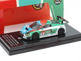 Audi R8 LMS Evo #4 Winner 24h Nürburgring 2019 1:64 ParagonModels