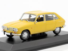 Renault 16 Year 1965 yellow 1:43 Minichamps