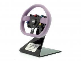 Michael Schumacher Benetton B195 formula 1 Worldchampion 1995 steering wheel 1:2 Minichamps