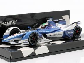 Antonio Felix da Costa BMW iFE.18 #28 formula E 2018-2019 1:43 Minichamps