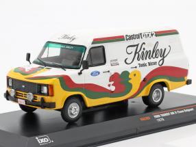 Ford Transit MK II year 1978 Kinley Team Belgium 1:43 Ixo