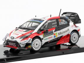 Toyota Yaris WRC #8 3rd Rallye Monte Carlo 2019 Tänak, Järveoja 1:43 Ixo