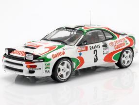 Toyota Celica Turbo 4WD #3 winner Rallye Monte Carlo 1993 Auriol, Occelli 1:18 Ixo