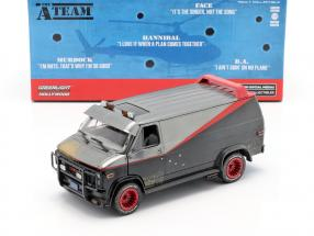 B.A.'s GMC Vandura Dirty Version 1983 TV series The A-Team (1983-87) 1:24 Greenlight