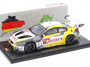 BMW M6 GT3 #99 24h Nürburgring 2019 Rowe Racing 1:43 Spark