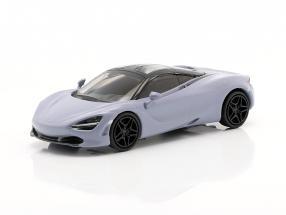 McLaren 720S Gray 1:87 Minichamps