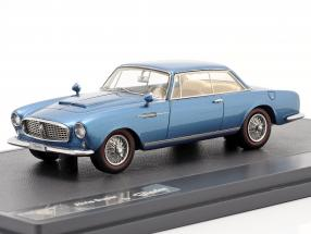 Alvis 3-Litre Super Graber Coupe Year of construction 1967 blue metallic 1:43 Matrix