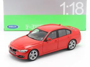 BMW 3er (F30) 335i year 2012 red 1:18 Welly
