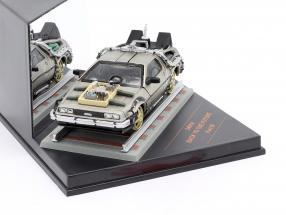 Delorean DMC 12 Back to the Future Movie Car Part III 1:43 Vitesse