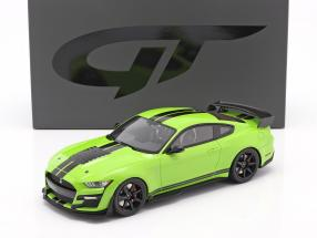 Ford Shelby GT500 Coupe year 2020 Grabber Lime 1:18 GT-Spirit