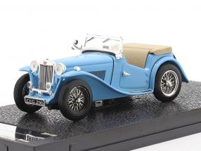 MGTC Open year 1946 clipper blue 1:43 Vitesse