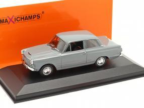 Ford Cortina MK I year 1962 grey 1:43 Minichamps