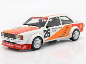 Audi 80 (B2) Gr. 2 #26 3rd 500km Vallelunga ETCC 1980 Bergmeister, Nowak 1:18 Premium ClassiXXs
