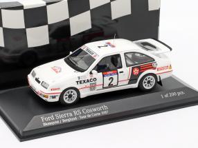 Ford Sierra RS Cosworth #2 Tour de Corse 1987 Blomqvist, Berglund 1:43 Minichamps
