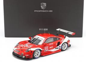 Porsche 911 RSR #911 Coca Cola IMSA champion 2019 Petit LeMans