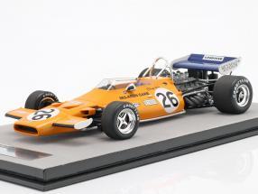 Denis Hulme McLaren M19A #26 Netherlands GP formula 1 1971 1:18 Tecnomodel