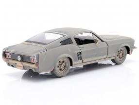 Ford Mustang GT year 1967 Dirty version