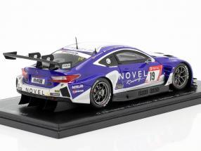 Lexus RC F GT3 #19 24h Nürburgring 2019 Racing Project Bandoh