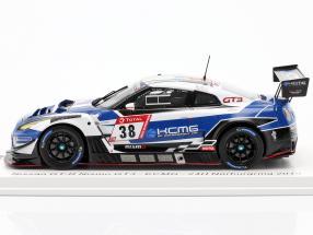 Nissan GT-R Nismo GT3 #38 24h Nürburgring 2019 KCMG