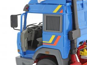 Iveco Turbo Star Truck year 1988 blue