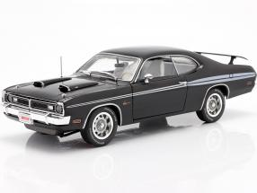 Dodge Demon 340 year 1971 black 1:18 AutoWorld