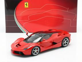 Ferrari LaFerrari year 2013 corsa red / black 1:18 BBR