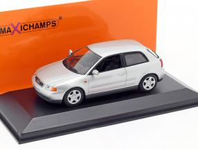 Audi A3 (8L) year 1996 silver