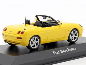 Fiat Barchetta year 1995 yellow