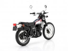 Yamaha XT 500 year 1986 dark blue / white