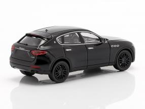 Maserati Levante year 2018 black