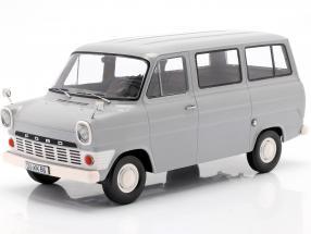 Ford Transit MK1 bus year 1965 grey 1:18 KK-Scale