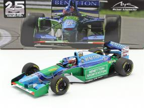 M. Schumacher Benetton B194 #5 Winner Canada F1 World Champion 1994 1:18 Minichamps