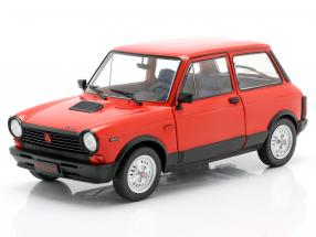 Autobianchi A112 Abarth MK5 1980 red 1:18 Solido