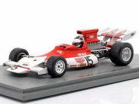 Brian Redman BRM P180 #15 United States GP formula 1 1972 1:43 Spark