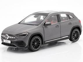 Mercedes-Benz GLA class (H247) year 2020 mountain gray 1:18 Z-Models