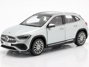 Mercedes-Benz GLA class (H247) year 2020 iridium silver 1:18 Z-Models