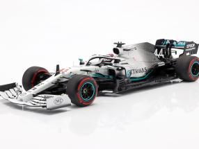 L. Hamilton Mercedes-AMG F1 W10 #44 German GP World Champion F1 2019 1:18 Minichamps