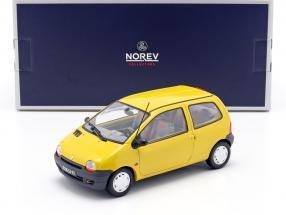 Renault Twingo Baujahr 1996 gelb 1:18 Norev
