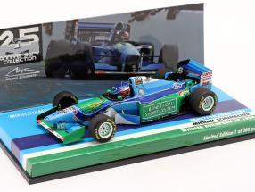 M. Schumacher Benetton B194 #5 Europa GP F1 Weltmeister 1994 1:43 Minichamps