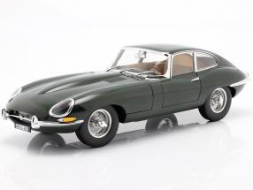 Jaguar E-Type Coupe Baujahr 1961 grün 1:12 Norev
